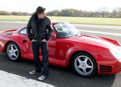 Ferrari F40 vs Porsche 959 video: Did Richard Hammond cheat?