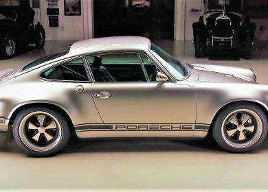 Porsche 911 reimagined by Singer: Beauty and the beast