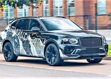 2021 Bentley Bentayga Speed: World's fastest SUV