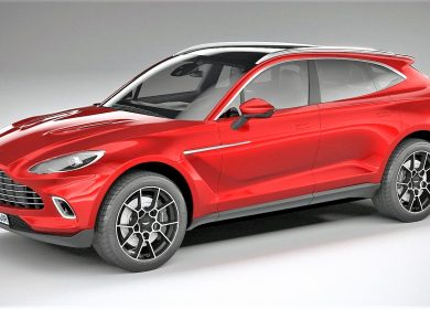 Aston Martin DBX: Review video: Best looking performance SUV