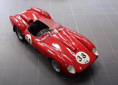 Ferrari 250 Testa Rossa for sale: The only original car in the planet