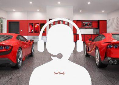 Top 10 Garage Backgrounds for Skype video calls