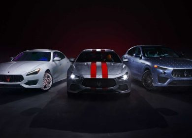 Maserati is on fire: Launches Maserati Fuoriserie