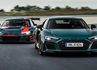 All new Audi R8 Green Hell edition: tribute to R8 LMS wins