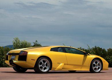 2002 Lamborghini Murciélago Wallpapers