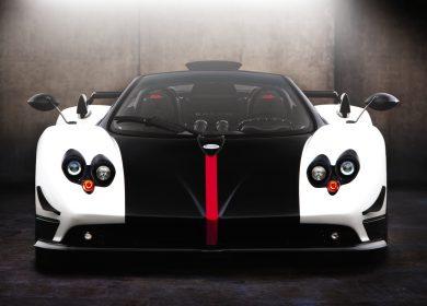 Pagani Zonda Cinque Roadster Wallpapers – Beautiful beast