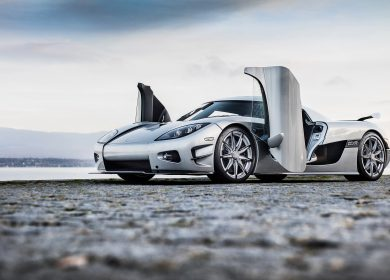 2010 Koenigsegg CCXR Trevita Wallpapers