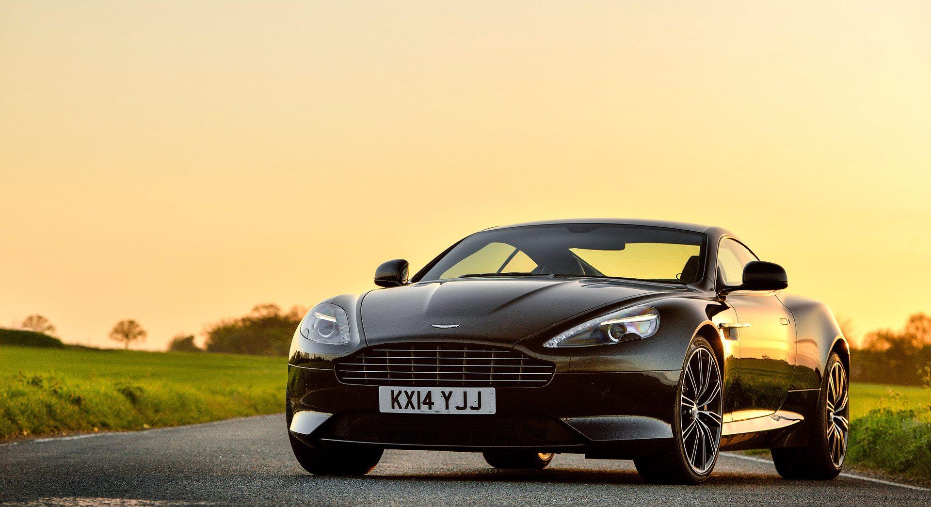 Aston Martin Db9 Carbon Edition Wallpapers Dark Beauty Asco