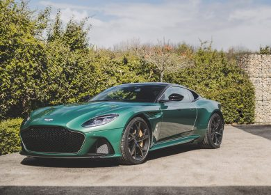Aston Martin DBS 59 Wallpapers – Green is the new black
