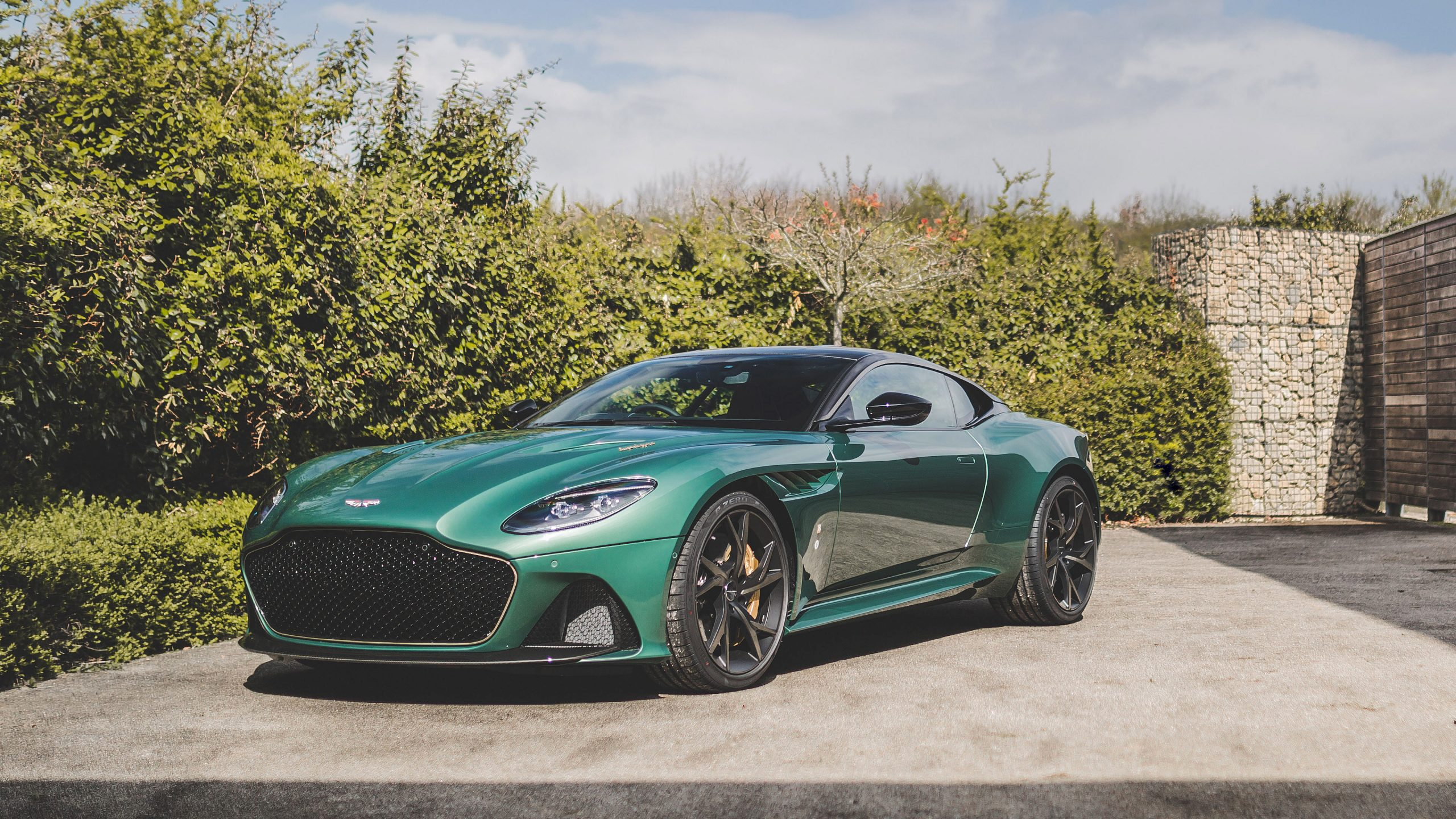 Aston Martin Dbs 59 Wallpapers Green Is The New Black Asco