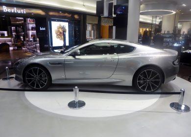 Aston Martin DB9 GT Bond Edition Wallpapers – No spying