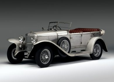 1925 Alfa Romeo RL SS Wallpapers: The Bold and the Beautiful