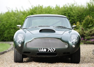 1957 Aston Martin DB4 Works Prototype Wallpapers