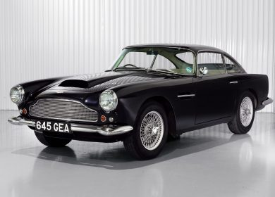 Aston Martin DB4 Prototype Wallpapers – 1959 design