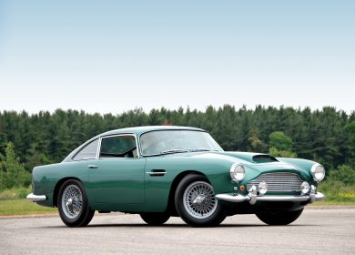 Aston Martin DB4 Series-II Wallpapers – Best in design