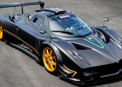 2010 Pagani Zonda R Wallpapers – Cool background photos