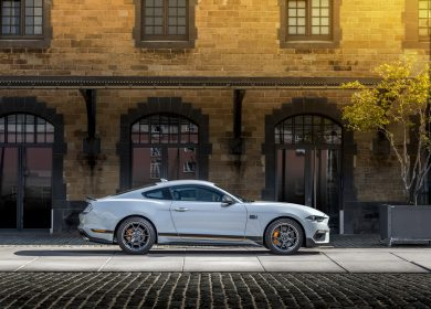 The New Ford Mustang Mach 1 Hits Europe