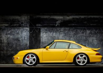 FOR SALE: Supercharged 1996 Porsche 911 Carrera 4S 6-Speed