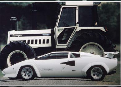 Ferruccio Lamborghini's own Lamborghini Countach: Drive Video