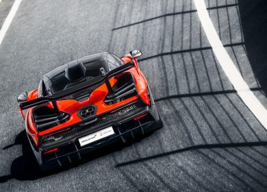 VIDEO: Watch McLaren Senna brutally speeding in track