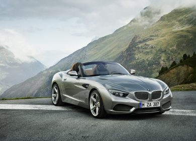 BMW Zagato Roadster Concept Wallpapers