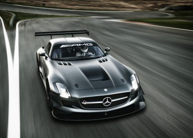 Mercedes SLS AMG GT3 45th Anniversary Wallpapers
