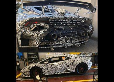 Lamborghini Huracan STO 'Super Trofeo Omologato'