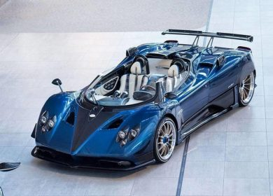 Pagani Zonda HP Barchetta Coming Soon