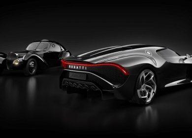 Bugatti La Voiture Noire Prototype is REAL!