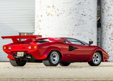 Lamborghini Countach for sale – Are you interested?