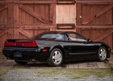 Acura NSX for sale: 5-Speed 37K-Mile beauty