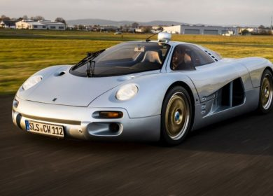 1993 Isdera Commendatore 112i To Hit Auction – One of One