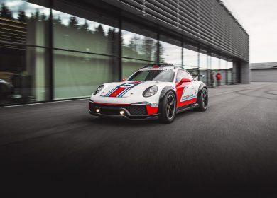 Porsche 911 Vision Safari Concept Wallpapers