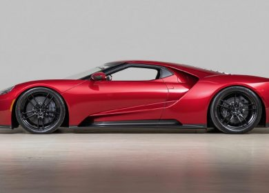 Ford GT for sale: VP of Ford Design owned