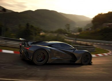 2020 Elation HyperCars Freedom Concept Wallpapers