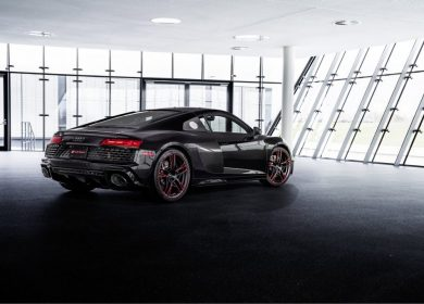 Audi R8 Panther edition 2021 coming to America