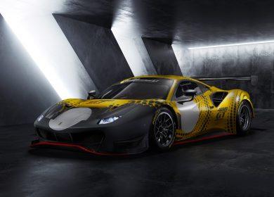 2021 Ferrari 488 GT Modificata Wallpapers