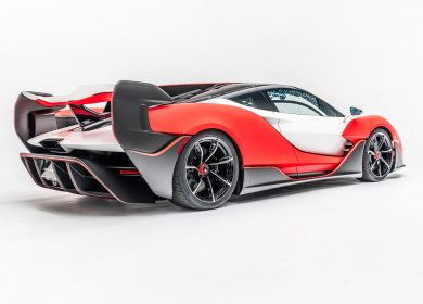 2021 McLaren Sabre: Beautiful wallpapers to print