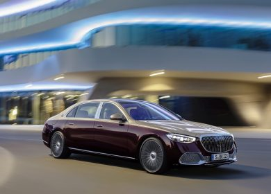 Mercedes-Maybach S580 Wallpapers – Magnum opus