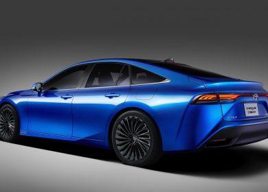 2021 Toyota Mirai Gets a Facelift – Looks cool?