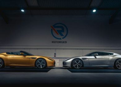 Aston Martin V12 Vantage Zagato R-Reforged – revealed