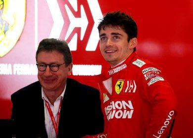 Ferrari CEO Louis Camilleri retires
