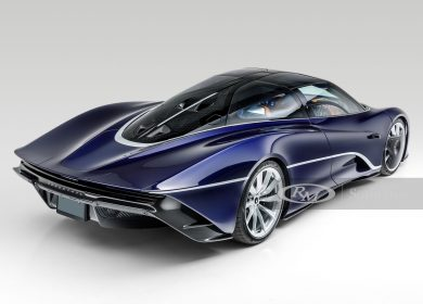 2020 McLaren Speedtail for sale by Auction