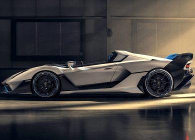 All new Lamborghini SC20 Wallpapers: 759 Horsepower Speedster