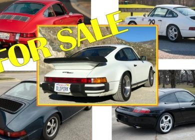 Top 5 Porsche 911 cars for sale this week – Must check