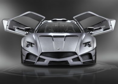 Mazzanti Evantra MILLECAVALLI is a new sportscar with 1200hp