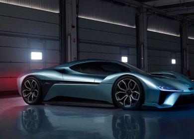 NIO EP9 Wallpapers – Best looking car from 2019