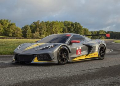 Chevrolet Corvette C8.R Wallpapers – Not a Ferrari