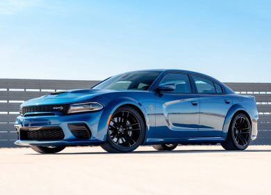 Dodge Charger SRT Hellcat – American muscle car Wallpapers