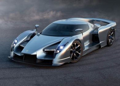 SCG 003S is a freshly built hypercar you can own for $2.5 million